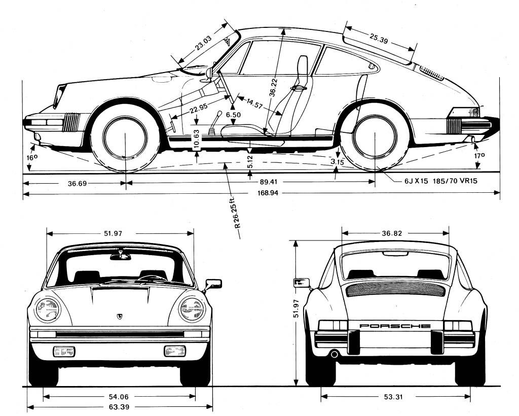 Ausmalbilder Autos Porsche Panamera : Porsche Carrera Gt
