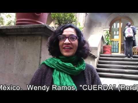 4to. Encuentro Internacional de Clown,  Wendy Ramos con Cuerda, 19.00 He...