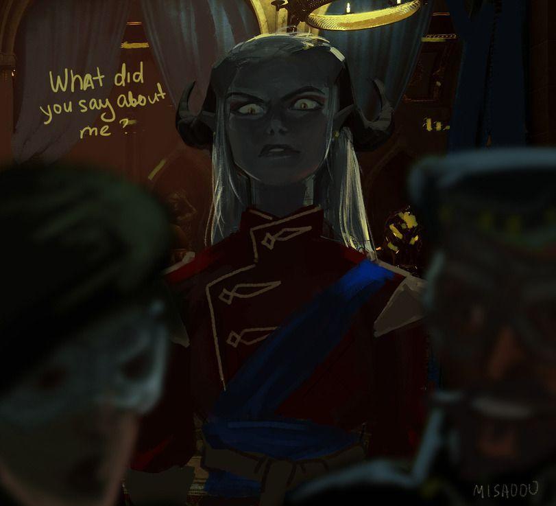 Инквизитор (DA),DA персонажи,Dragon Age,фэндомы,Кунари