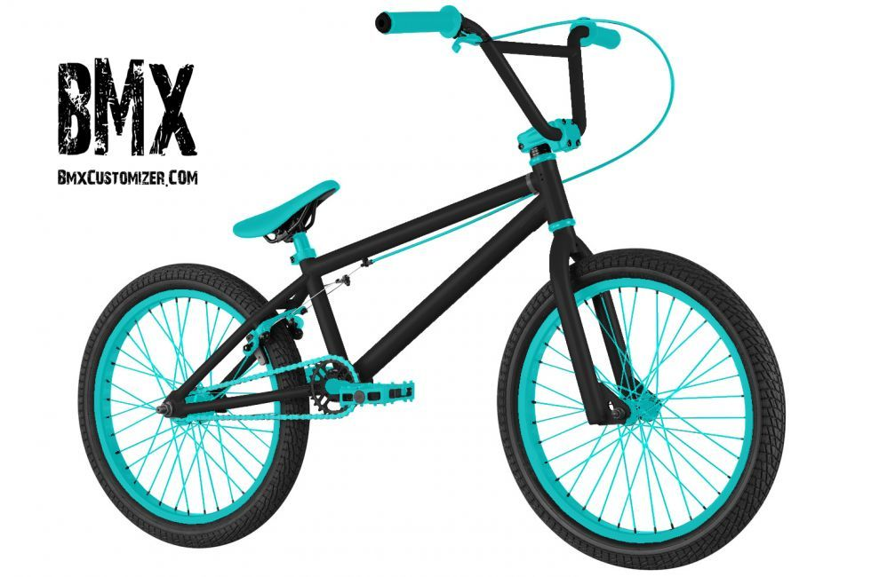 BMX Customizer Color Designer Customize Your Own