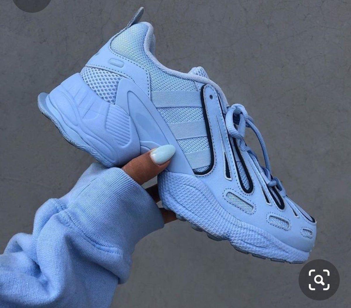 Adidas EQT Gazelle Glow Blue in 2020