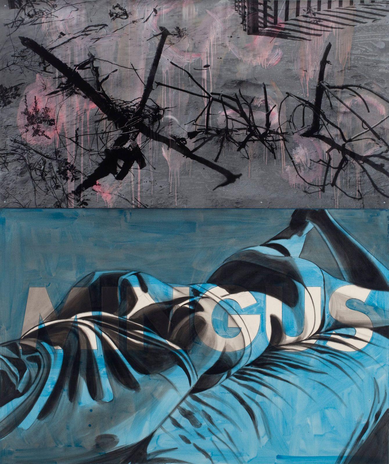 david-salle | David, Art conceptuel, Peinture