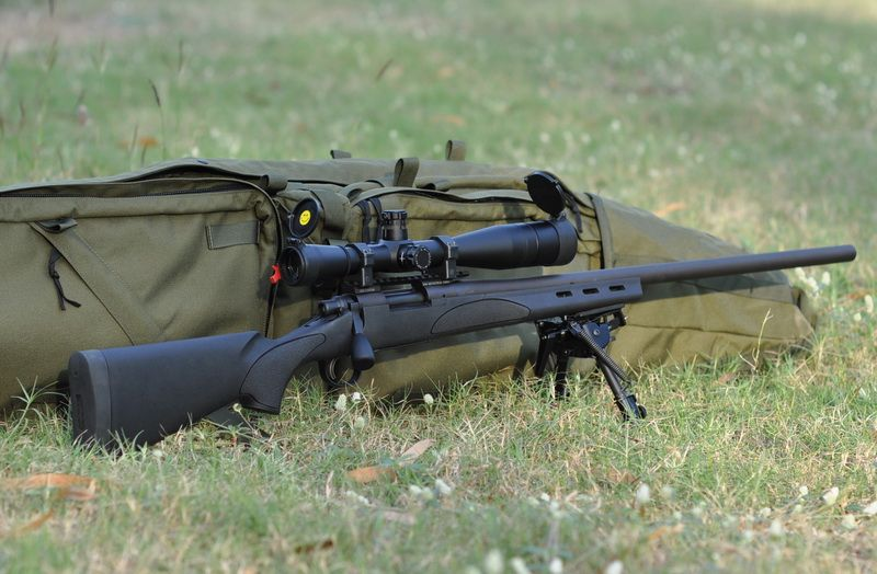 Remington 700 sps Tactical Rifle. .308 the official sniper ...