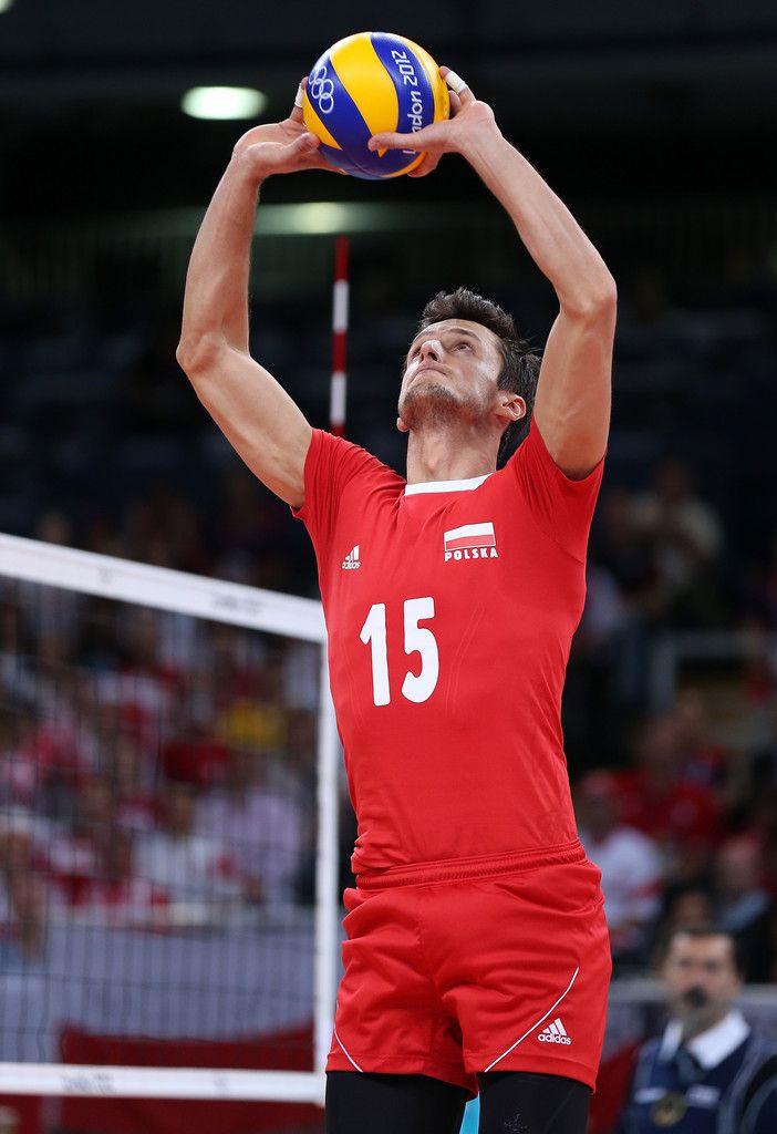 Lukasz Zygadlo Photos Photos Olympics Day 10 Volleyball Volleyball Photography Volleyball Setter Mens Volleyball