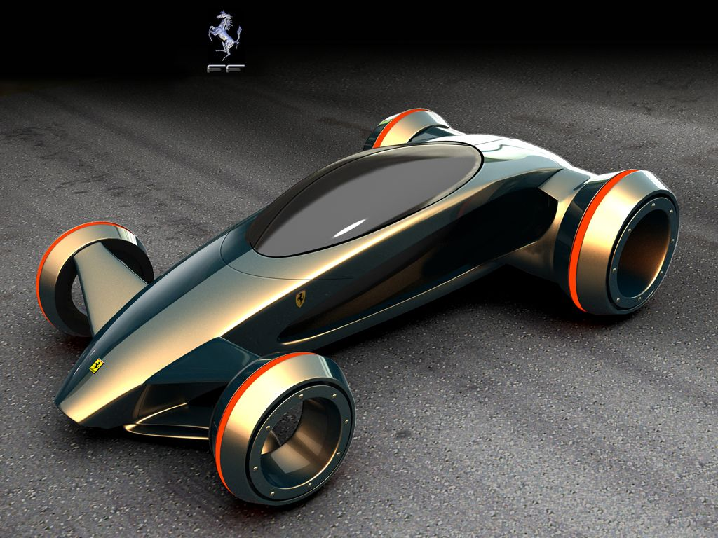 20 Concept Cars You Could Drive In 2020 Blog Cgtrader Com