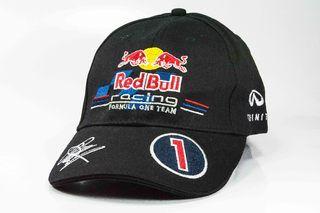 Boné Red Bull preto — Carro de Bolso  3f013f6782ff6