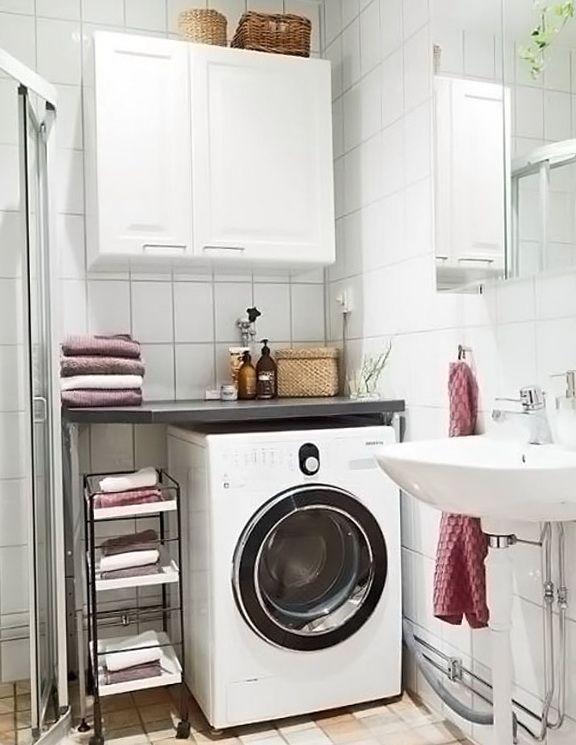 Ba o lavadero buscar con google ba o galer a for Lavadero pequenos