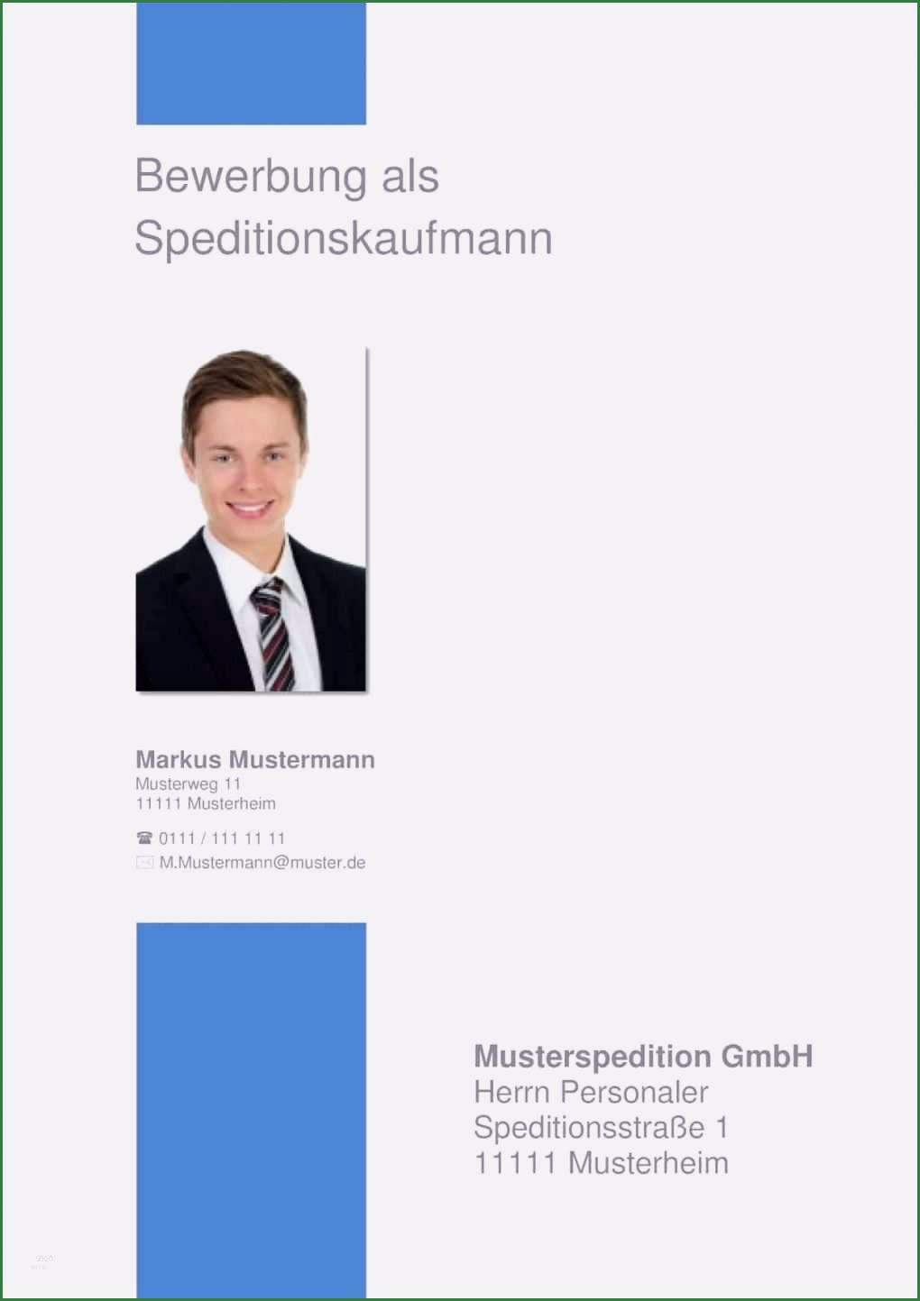 Deckblatt Fur Die Bewerbung Muster Und Vorlagen 2020 9