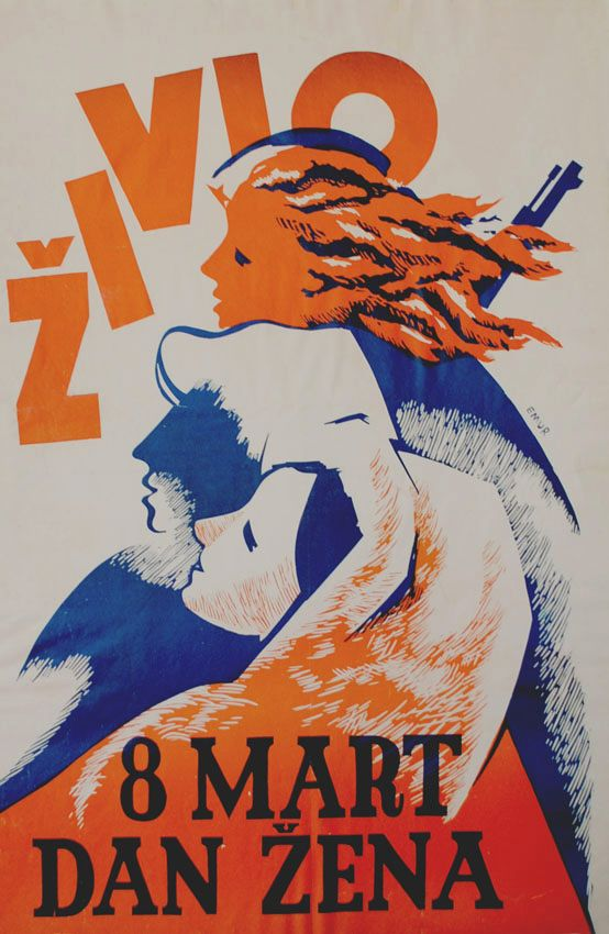 Womens Day Vintage Italian Posters Poster Art International Womens Day Poster
