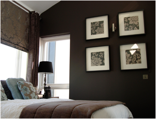 Bruine Slaapkamer Muur : Bruine slaapkamer bruin slaapkamer inspiratie bedroom brown