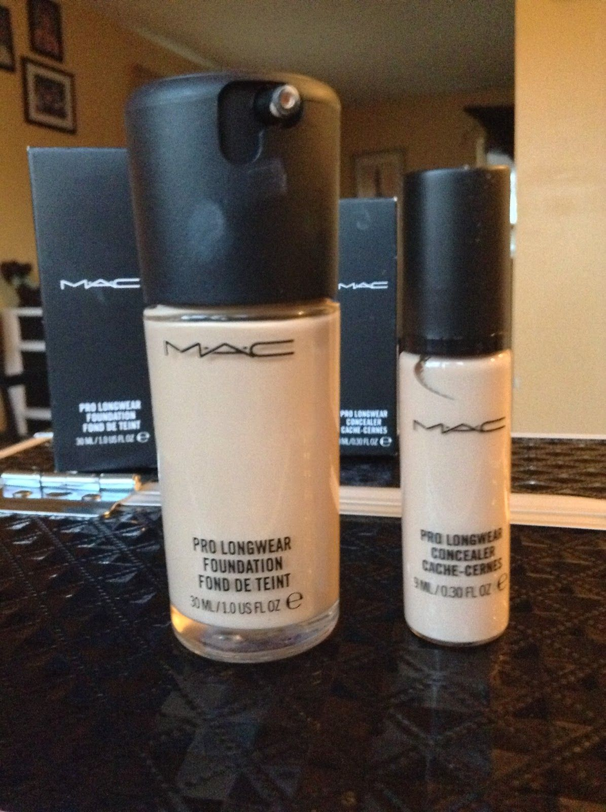 M A C Pro Longwear Foundation Review With Lots Of