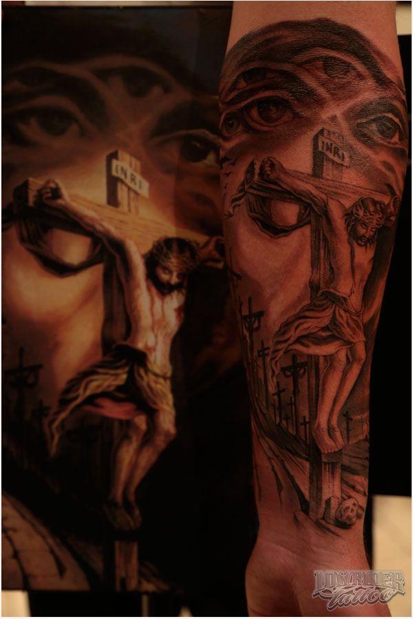 Inri Tattoo