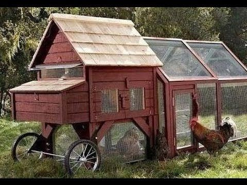 Hühnerstall selber bauen Hühnerstall bauen IDEEN