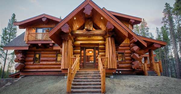 Another Stunning Colorado Mountain Log Home Log Homes Log Cabin Homes Log Home Builders