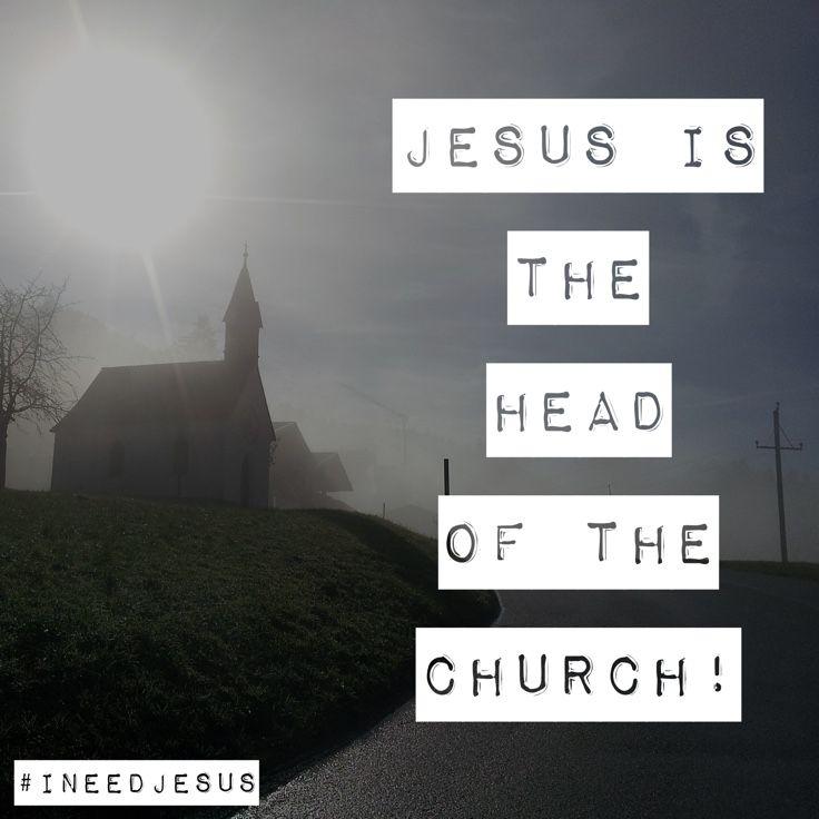 Head of the church