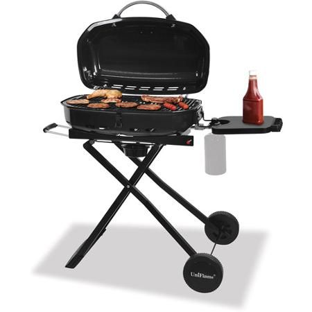 Uniflame 15 000 Btus Gas Tailgating Grill Tailgate Grilling Gas Barbecue Grill Gas Grill