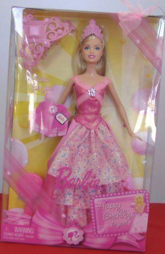 happy birthday barbie 2009 BD2008 | ~Zodiac~Birthstone ...