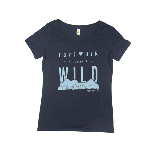 Leave Her Wild | Eco-Friendly Clothing