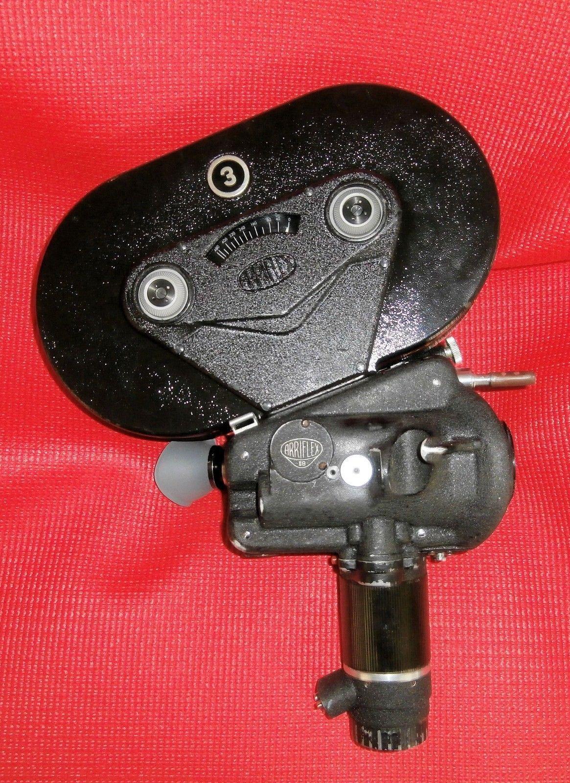 An Ii B B Arriflex 35 Iib Cine Camera Made In 1950 By Arri Germany The