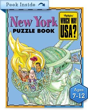 Fun, educational, creative, geography magazine for kids by the makers of Highlights
