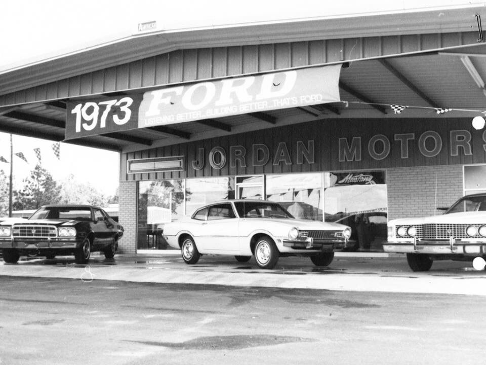 Jordan Motors Ford San Antonio Tx 1973 Car Dealership Used Car Lots Ford
