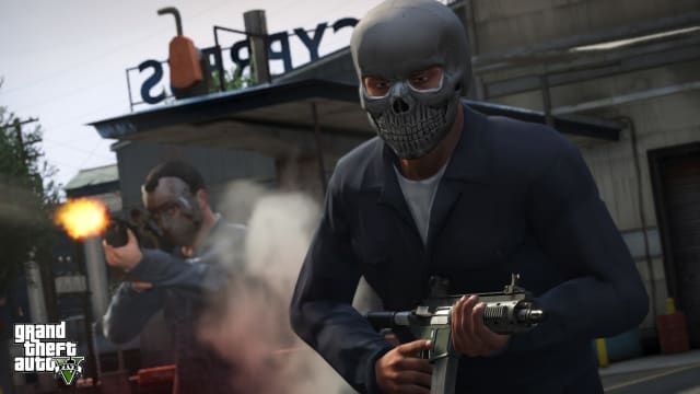 Rockstar Announce GTA 5 Release Date, Up For PreOrder