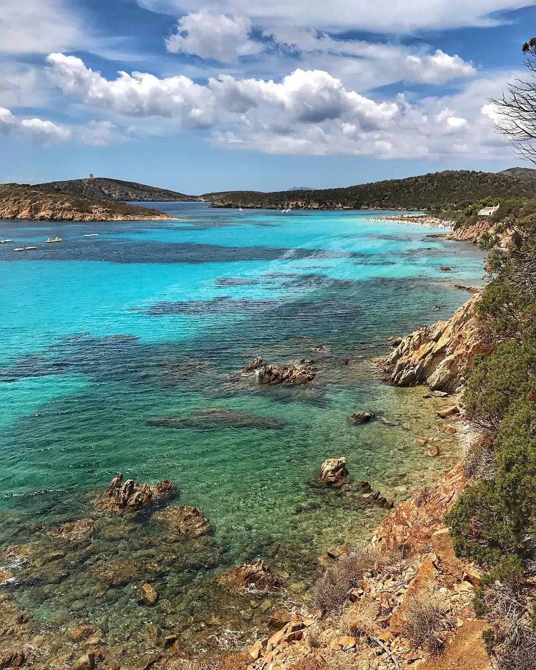 Spiaggia Di Tuerredda Um Paraíso Pouco Explorado No Sul Da