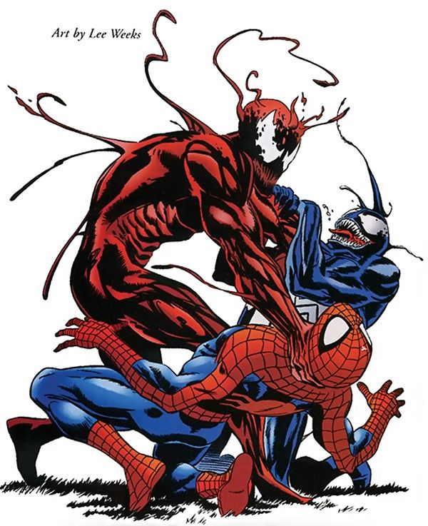 Carnage comics | Carnage - Marvel Comics - Spider-Man ...