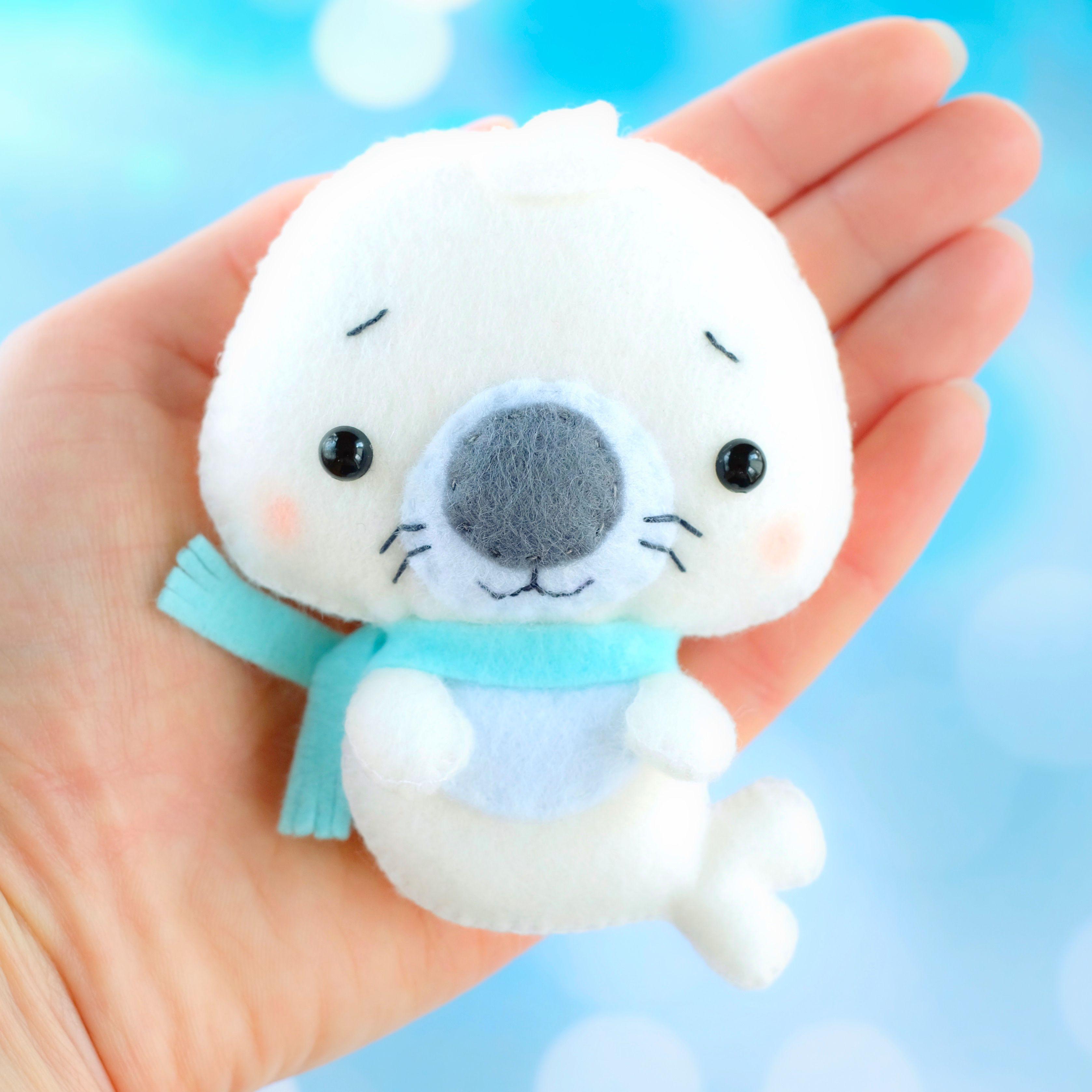 Predownload: Baby Seal Toy Pdf Pattern Felt Arctic Animal Sewing Digital Etsy Felt Crafts Kids Felt Toys Patterns Stuffed Animal Patterns [ 3355 x 3355 Pixel ]