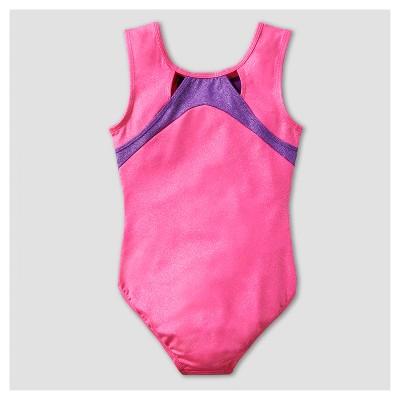 1c582fa06f5a Girls  Freestyle By Danskin Leotard - Pink M