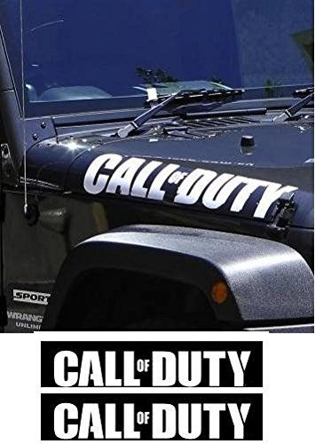 2x Black Ops Call Of Duty Jeep Sticker Decal Https Www Amazon