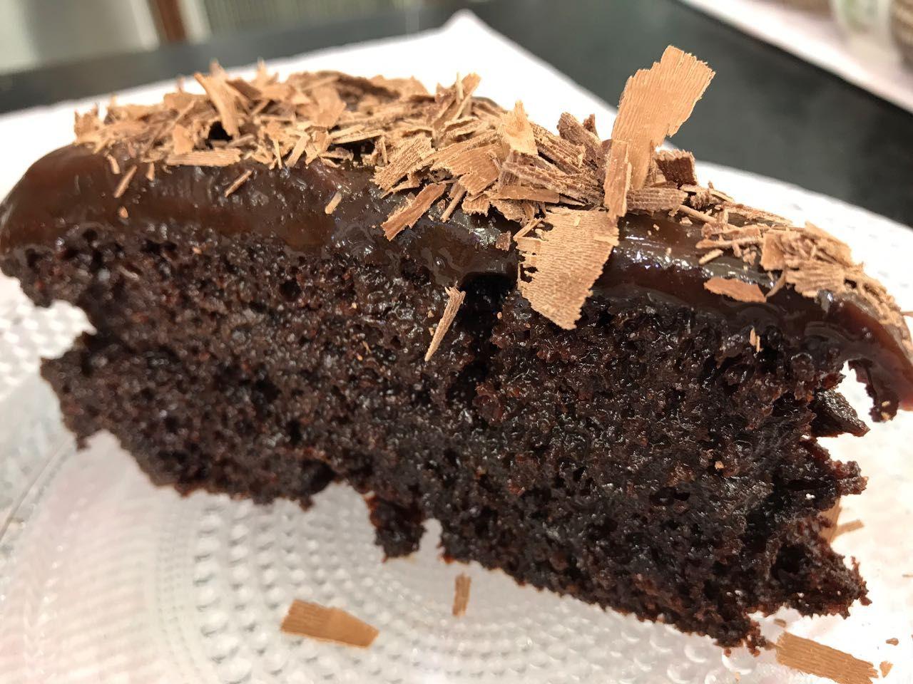 Bolo Molhadinho De Chocolate Receita Bolo Molhado Ideias E