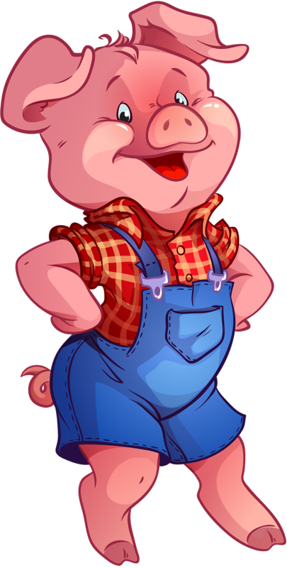 PIG CLIP ART   precious   Pig art, Pig drawing, Funny pigs