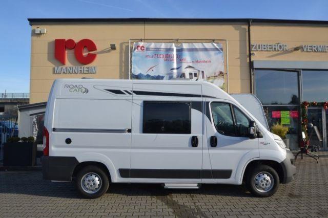 Possl Roadcar R 540 Mod 2017 Wohnwagen Mobile Kastenwagen In