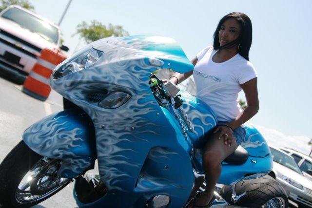 Bikerbabez Black Motorcycle Week Myrtle Beach Black Bike Week