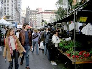 Get Guaranteed Fresh At Union Square Farmers Market Union Square Farmers Market People Cutout Render People