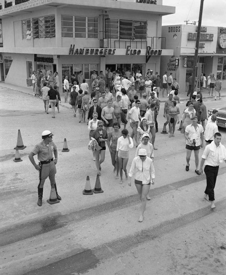 The Elbo Room In 1958 Hollywood Florida Lauderdale Lauderdale