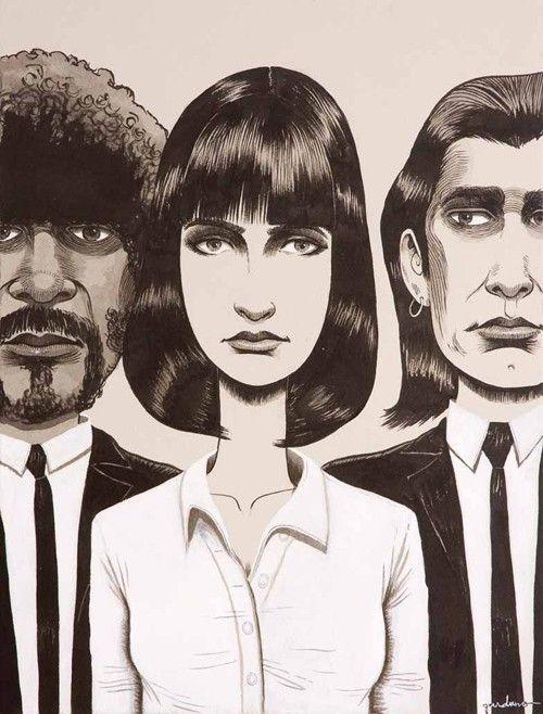 Ten Cult Movie Art Posters We Covet - Page 7 | Nerve com
