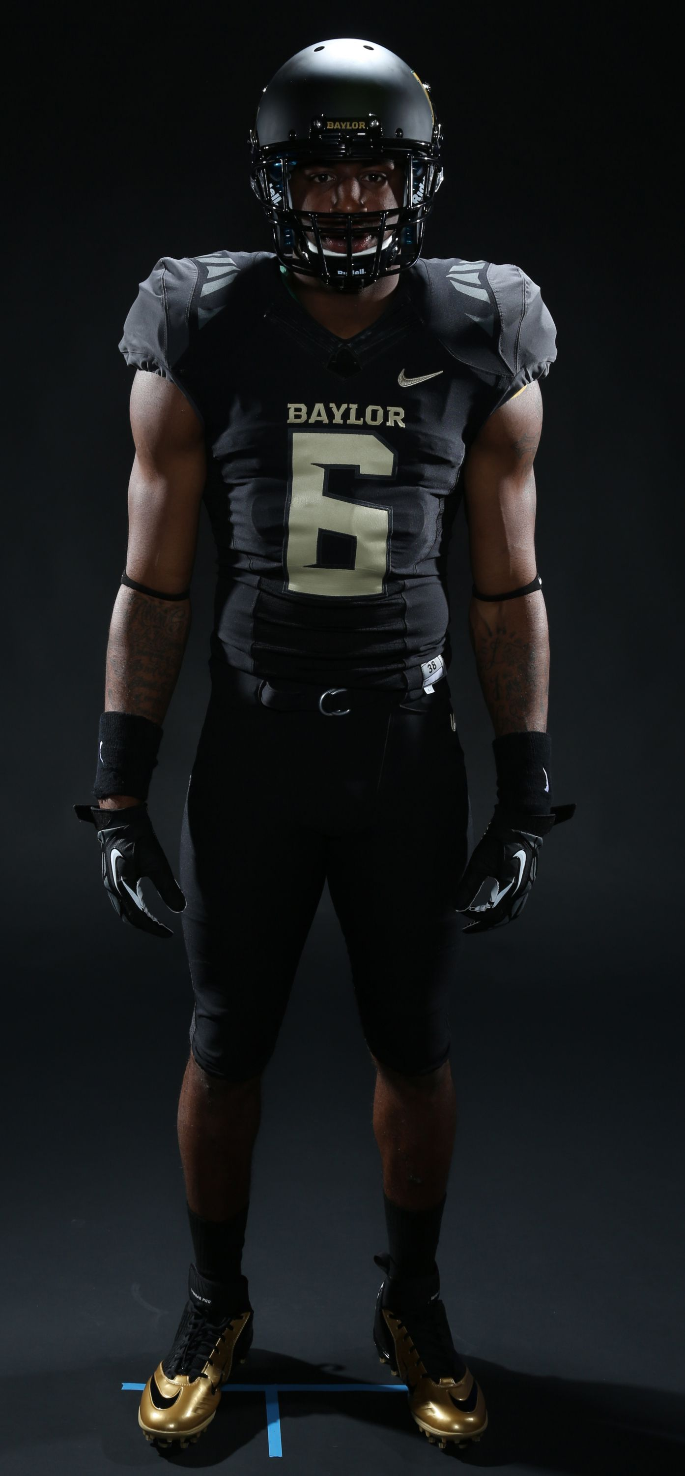Official New Uniforms Reveal