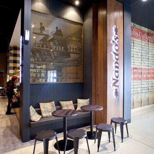 Nando's Restaurant by Design Clarity {visitors corner?}