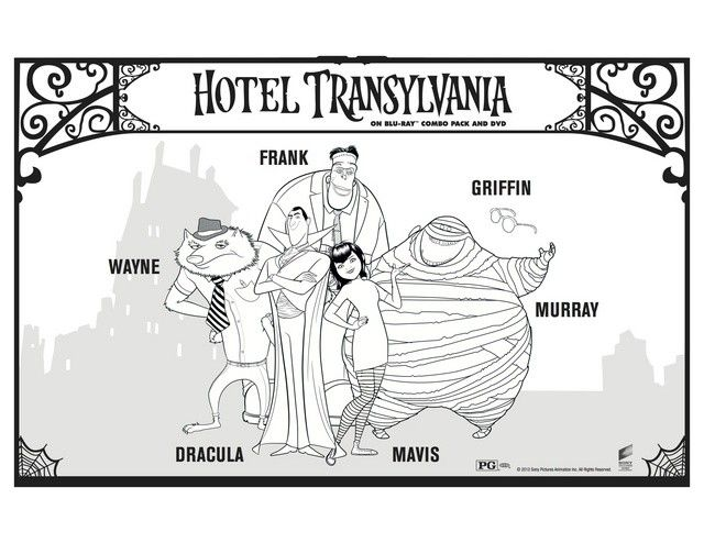 I Vant To Be No 1 5th Birthday Mallory Hotel Transylvania