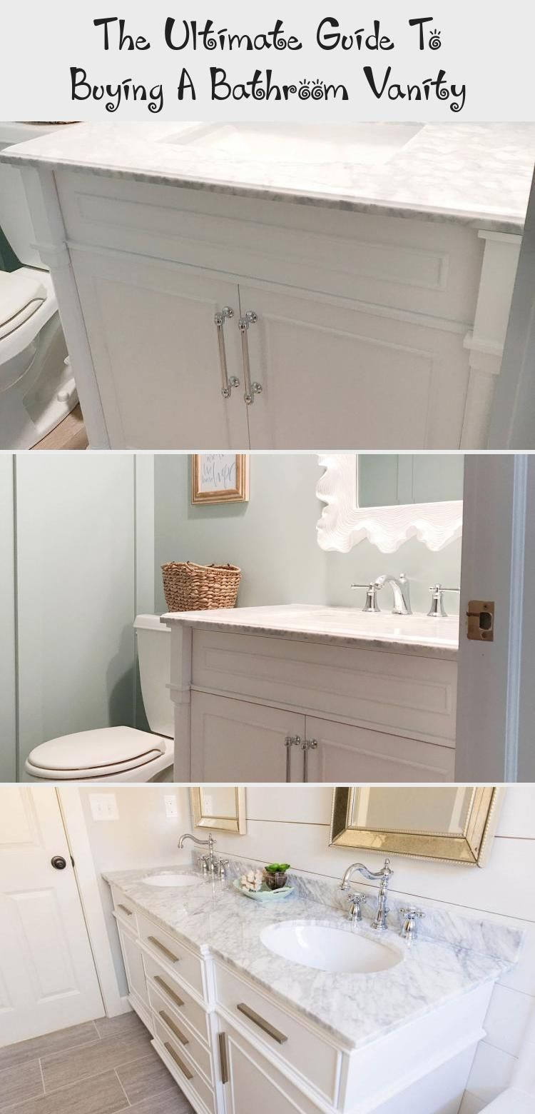 Gray Bathroom Vanity Find Out Where To Buy This Exact Vanity Online Click To See Our Bathroom Vanity Shop In 2020 Grey Bathroom Vanity Bathroom Vanity Grey Bathrooms