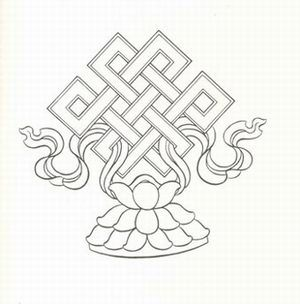 Buddhist symbol for karma (basically anyway) | Tattoos