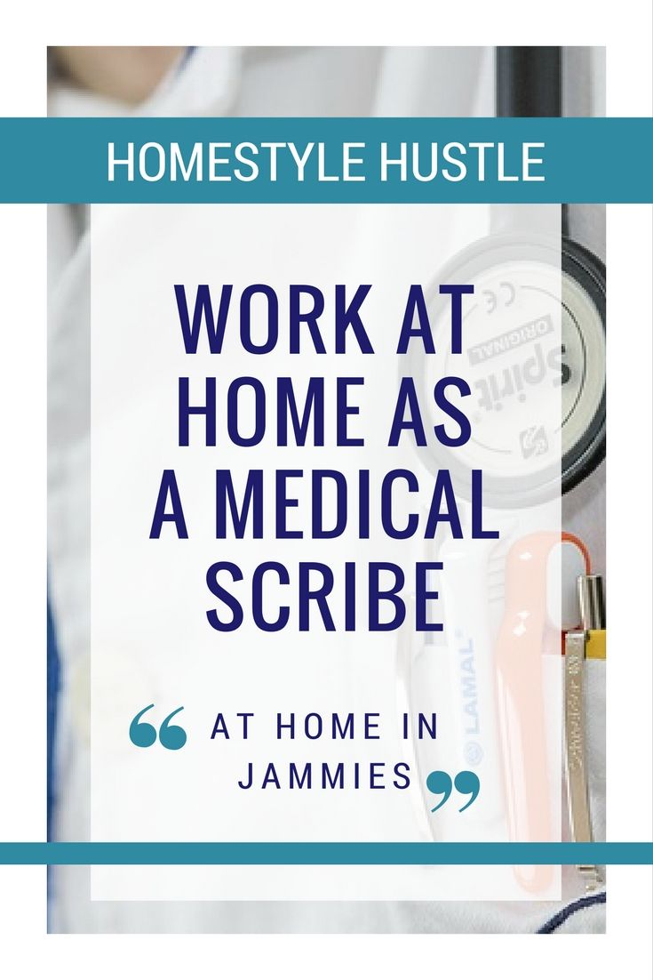 making money online and side income gig as a medical scribe! My interview with a stay at home mom making an online income with work from home job.