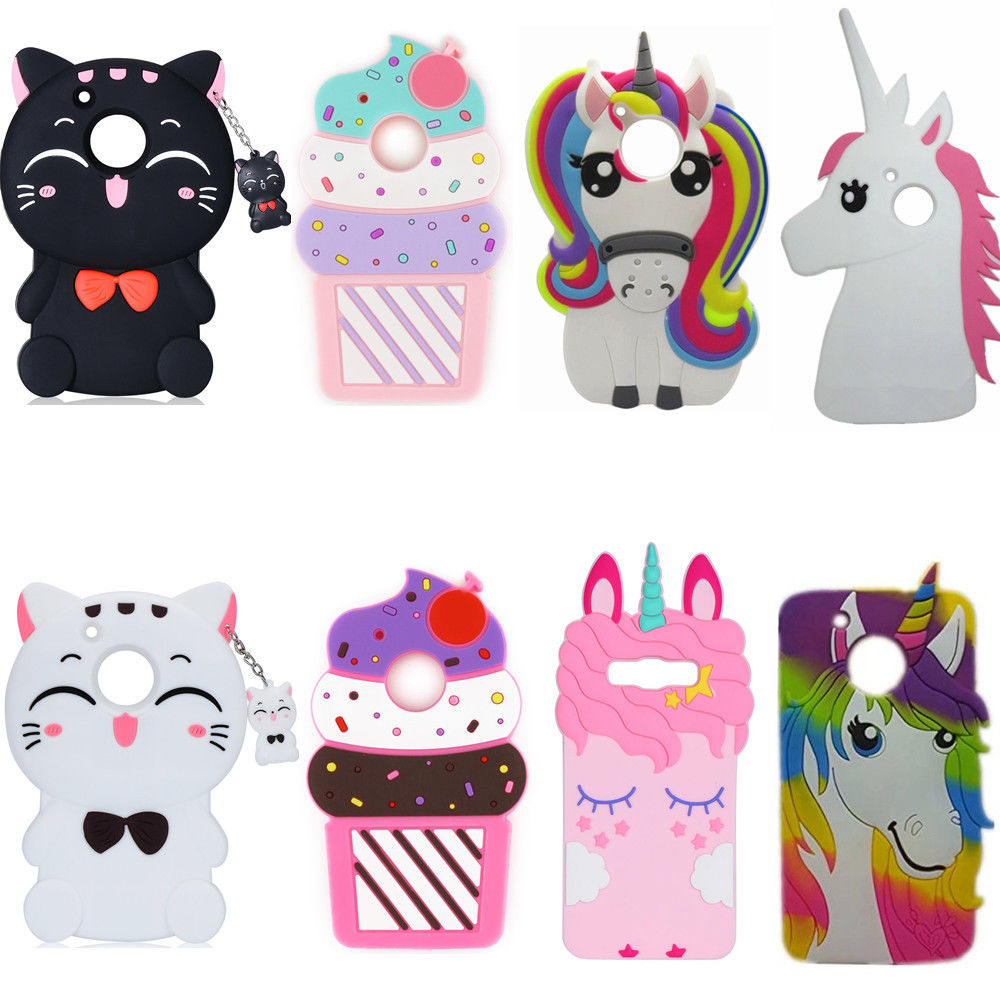 lowest price 17bf1 823f0 $2.99 - 3D Cartoon Disney Silicone Case Back Skin Cover For Samsung ...