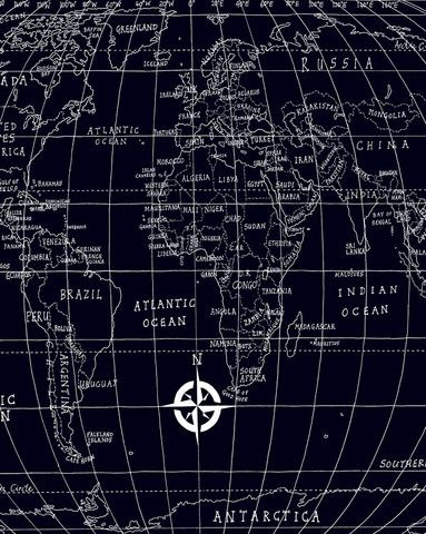 Map of the world gift wrap crafty pinterest lagom design map of the world gift wrap gumiabroncs Gallery