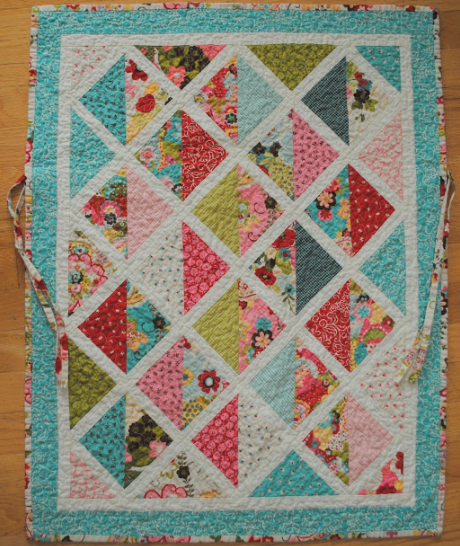 10 Easy Baby Quilt Patterns That Stitch Up Quickly : quick baby quilts free patterns - Adamdwight.com