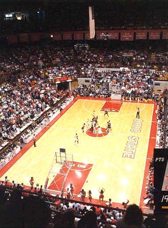 St John Arena In The Era Before The Schott Ohio State