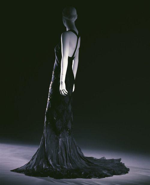 Evening Dress Jeanne Lanvin, 1934 The Kyoto Costume