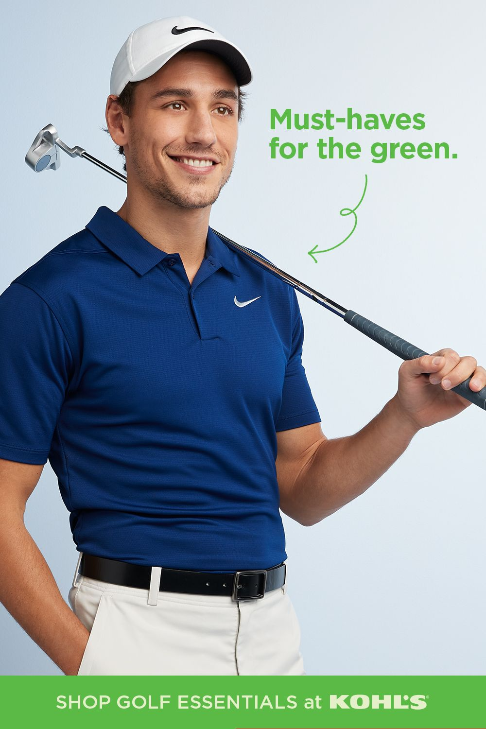 Mens golf outfit, Golf outfit